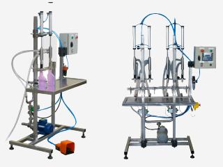 Lukor наливные машины дозаторы автоматические и полуавтоматические закаточные машины разливные линии