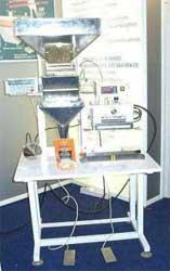 Оборудование для фасовки сыпучих продуктов - энергопак
