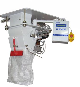 Весовой дозатор для дозирования сыпучих материалов в зашивные мешки сведа двс-301-70-1 сельскохозяйственное оборудование доска объявлений агро запорожье