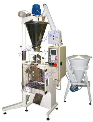 Фасовка пылящих продуктов. оборудование для фасовки пылящих продуктов от производителя.