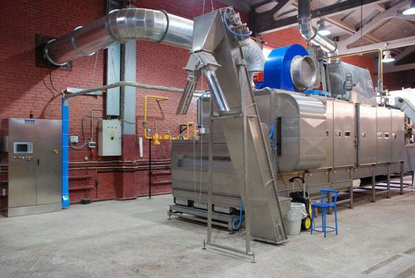 Этапы производства фасованной продукции - компания орехпром
