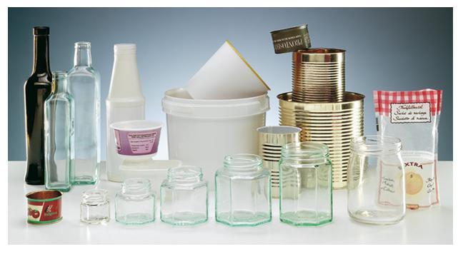 Фасовка вязкой продукции и продуктов консервации в банки от новаматик