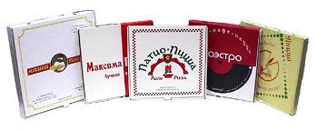 Упаковка для пищевых продуктов, производство упаковки