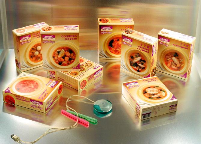 Имапресспринт - пищевая упаковка