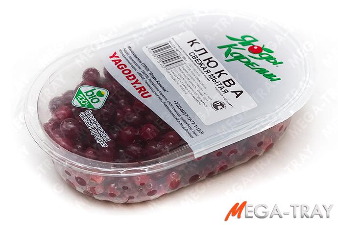 Mega-tray - упаковка для продуктов питания: лотки под запайку, упаковочное оборудование
