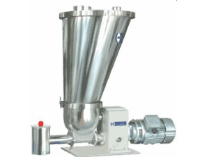 Двушнековый экструдер, шнековый дозатор,гранулятор,электронная система управления,смеситель