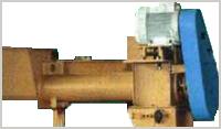Питатели шнековые (конвееры винтовые) типа пш- ооо мелькомплект