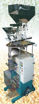 Автомат упаковки сыпучих продуктов