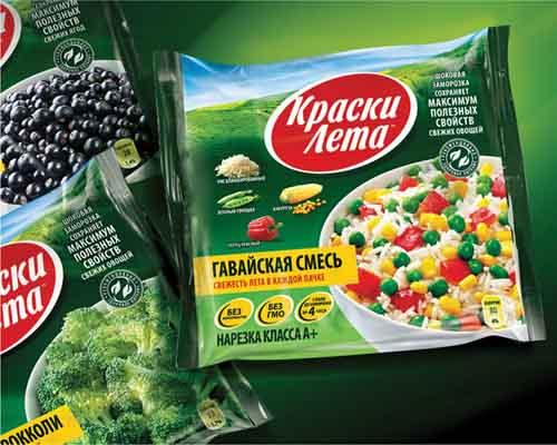 Современные решения для упаковки замороженных продуктов