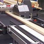 Упаковка продукции из массивного дерева — профильный погонаж, плинтуса, доски, панели и прочее