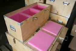 Пластиковые и алюминиевые кейсы, фанерные ящики, производство упаковки и изготовление ложементов