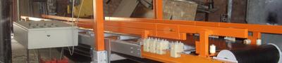 Купить ленточный конвейер-транспортер по эскизу клиента