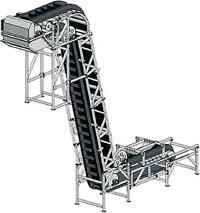 Ленточный конвейер (транспортер) серии лк
