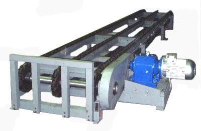 Транспортёр цепной / прочее оборудование / упаковочное оборудование. дозаторы сыпучих материалов. упаковочные линии.