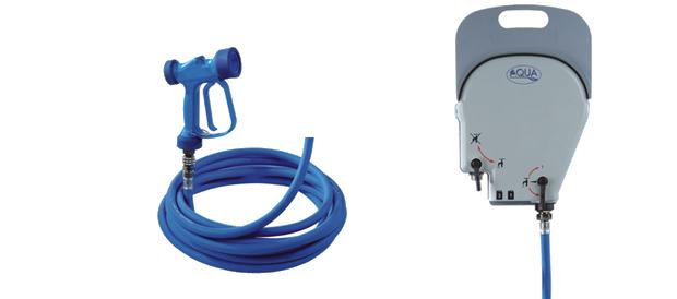 Aerol - дозирующие системы, дозирующая станция