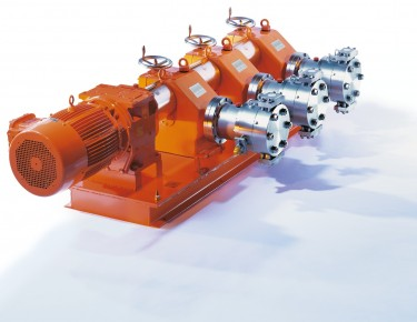 Каталог продукции - дозирующая техника - промышленные насосы дозатоы - гидравлический насос-дозатор orlita®mf - ооо суап промтехвод