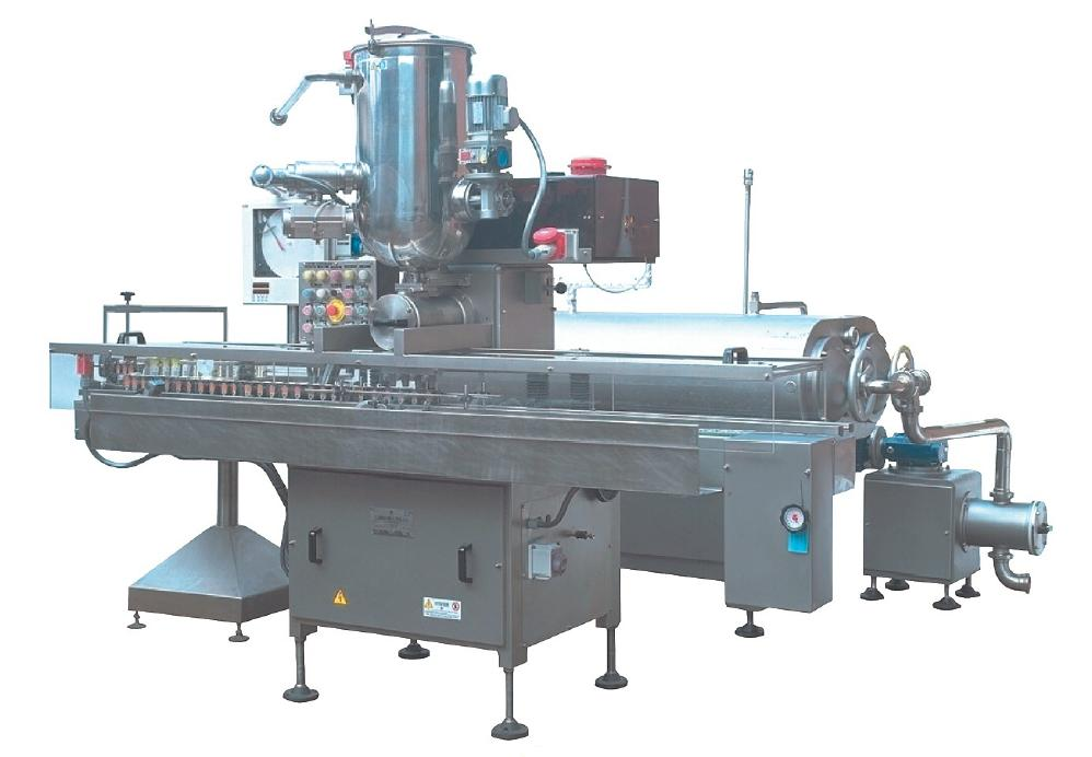 Термические дозирующие машины для фасовки вязких продуктов от новаматик