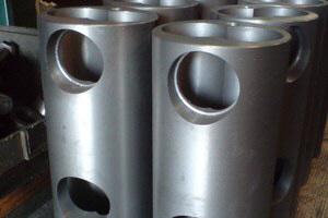 Запасные части для вакуумных шприцев дозаторов vemag robot: втулки шнеки. шприцы для фарша