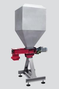 Дозатор шнековый бункерный для добавок