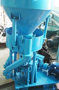 Питатели для серии промышленных центробежно-эллиптических мельниц активатор-с (continuous)