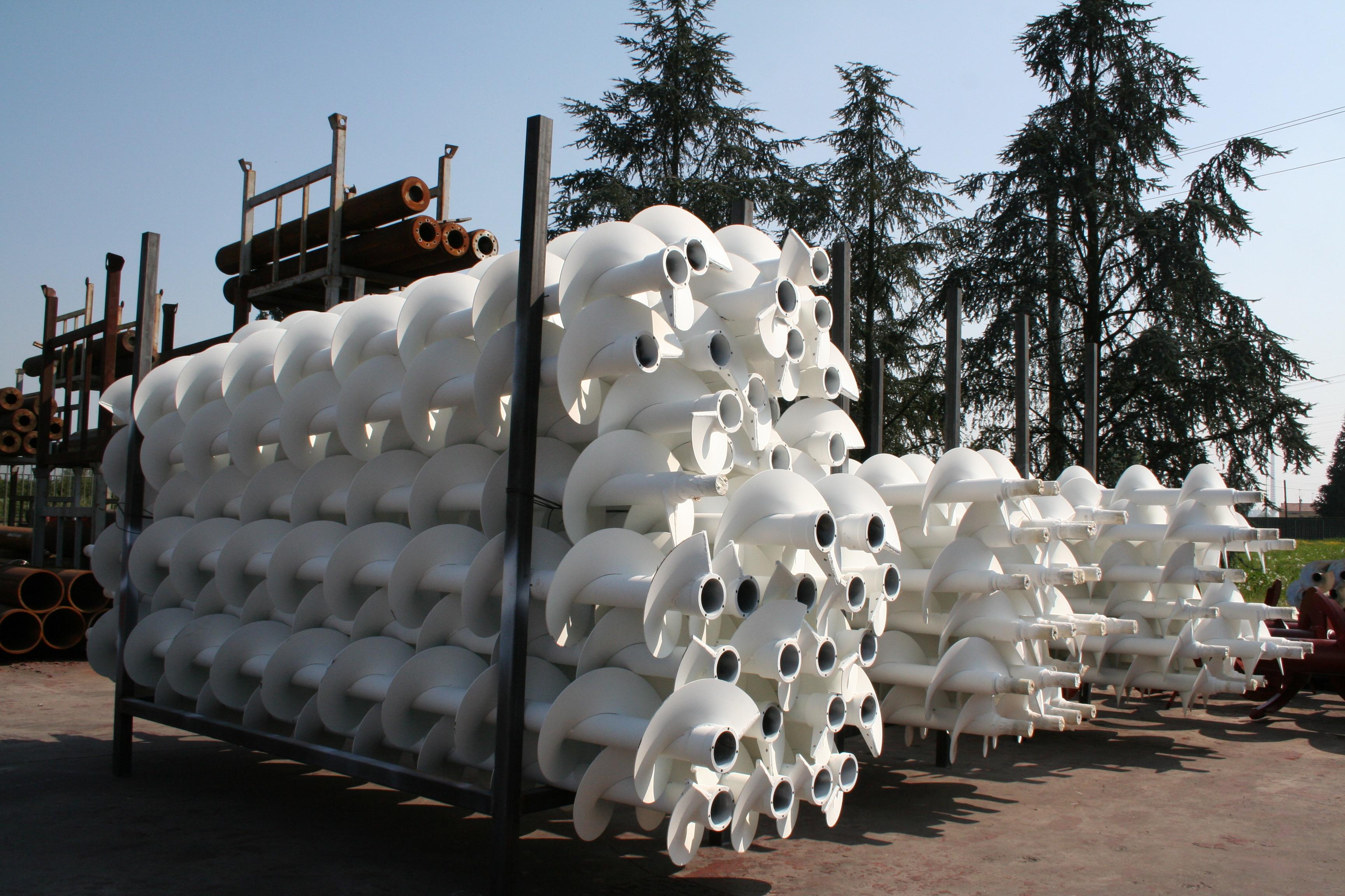 Шнековые транспортеры pofer srl, италия - ооо империя - асфальтобетонные заводы, шнековые транспортеры pofer srl италия, промышленные фильтры очистки воздуха